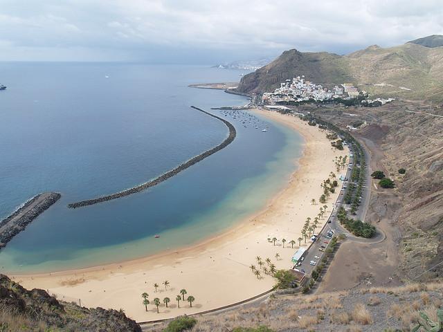 Pobřeží Tenerife