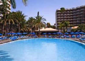 Gran Canaria a hotel Barceló Margaritas s bazénem