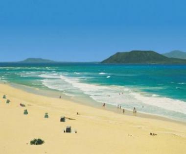 Kanárské ostrovy, pláž