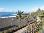 Kanárské ostrovy s pláží Playa Jardin